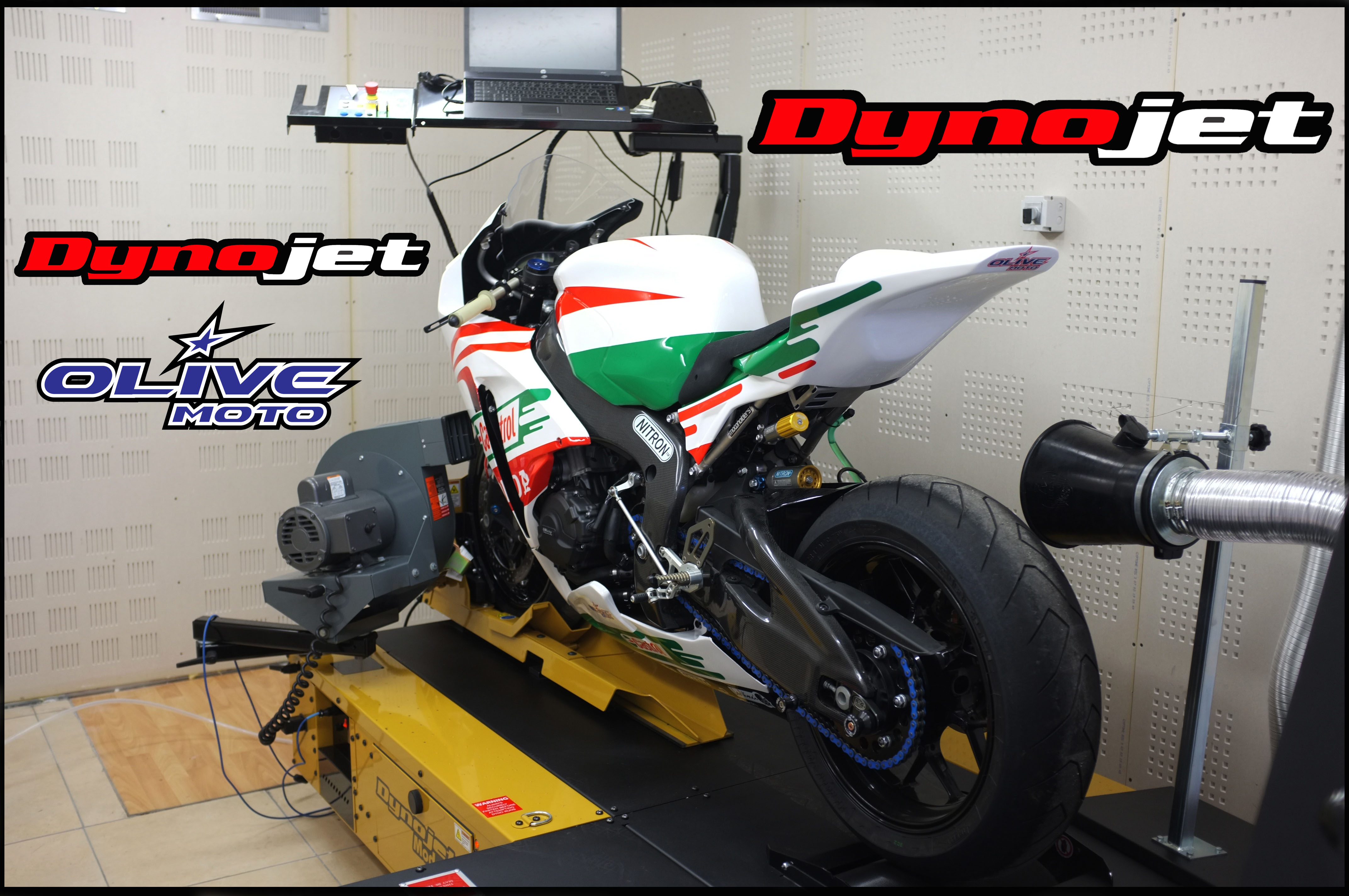 Pr paration moto de piste for Garage preparation moto